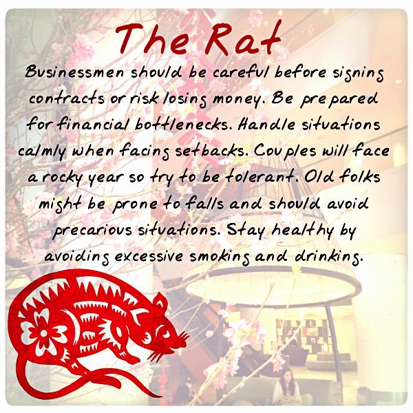 Fellow Rats!